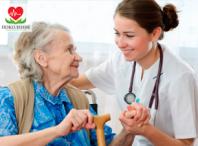 Пансионат для пожилых людей с деменцией в Московской области