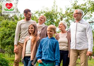 Размещение постояльцев в пансионате для пожилых людей