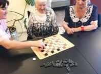 Занятия и досуг для пожилых людей в пансионате