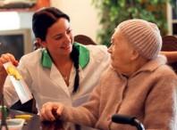 Уход за пожилым лежачим больным в пансионате Поколение