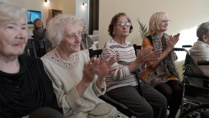 Развлечения для пожилых