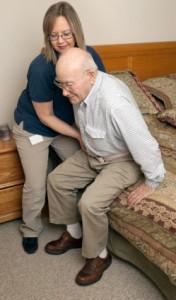 Безопасность пожилых людей