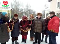 Мы проводили зиму и праздновали Масленицу!