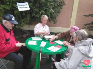 День Семьи в пансионате для пожилых людей